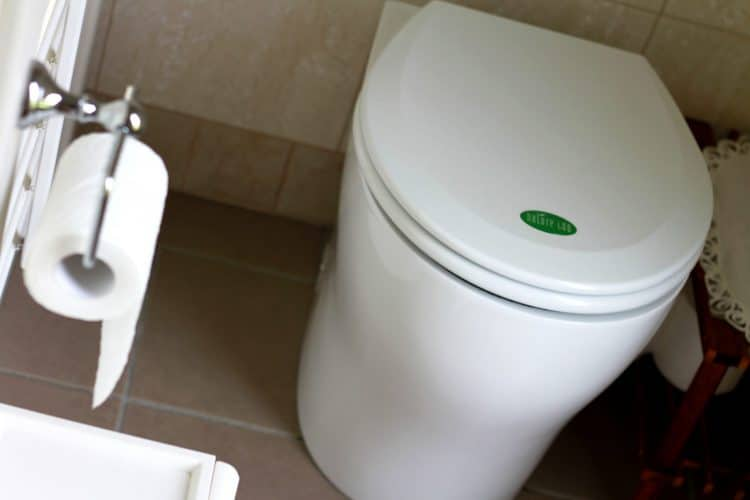 Picture of composting model