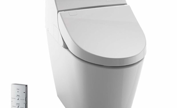 TOTO Washlet with Integrated Toilet Review