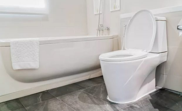 why are porcelain toilets