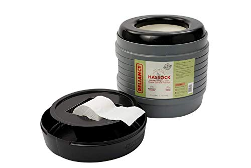 Reliance Products Hassock Lightweight Toilet
