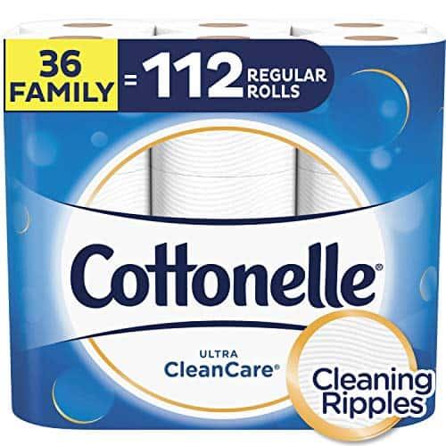 Cottonelle Ultra CleanCare