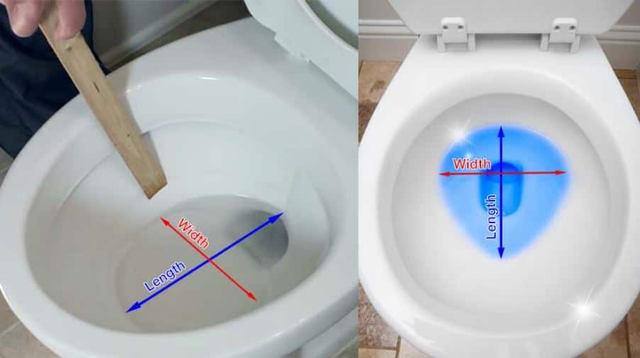 How Much Water Should Be In Toilet Bowl