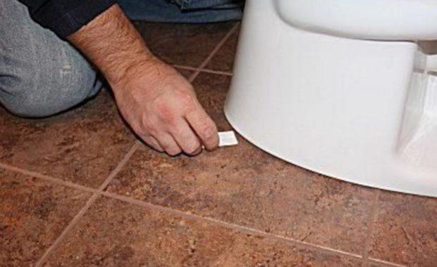 How To Repair A Wobbling Toilet