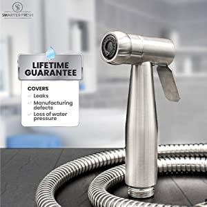 SmarterFresh Faucet Bidet Sprayer
