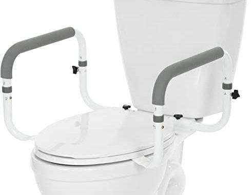 Vive Toilet Safety Rail