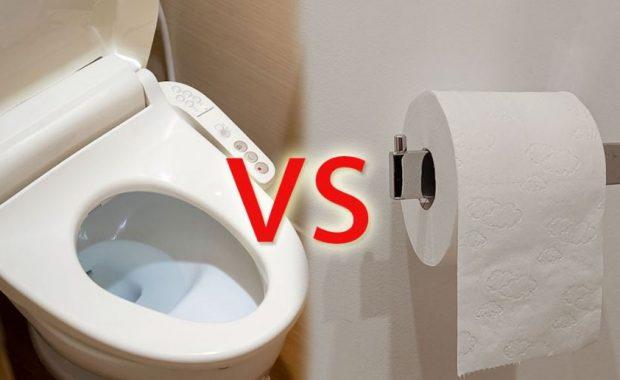 Bidet Vs Toilet Paper picture