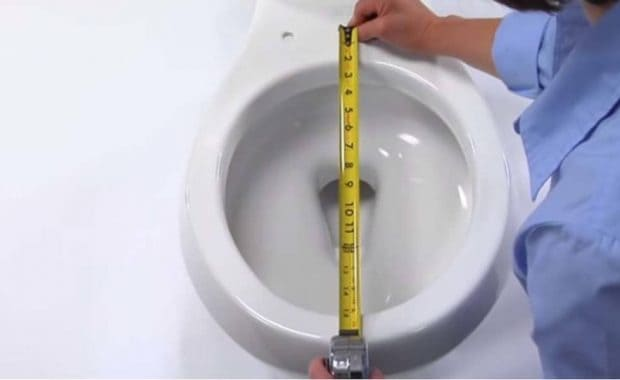 How to Measure Toilet Seat